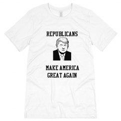 Republicans Support Trump