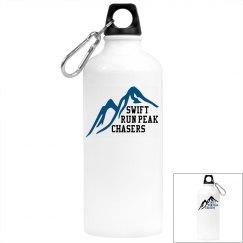 SRPC Water Bottle Blue Peak