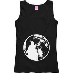 Full moon wear wolf
