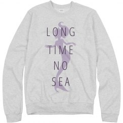 I Sea A Mermaid Pullover