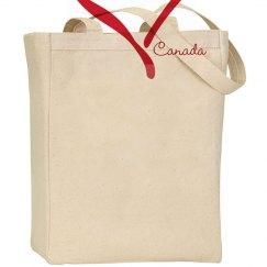 Canada Shopper Tote