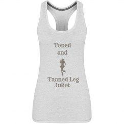 Tanned Leg Juliet