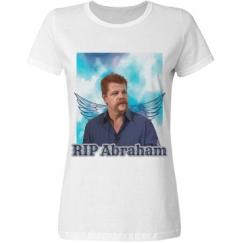 Ladies RIP Abraham Tee