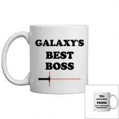 Galaxy's Best Boss