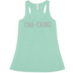 Cha-Ching Flowy Tank