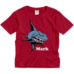 Kid's Shark Tee