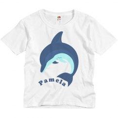 Kid's Dolphin Tee