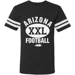 Arizona XXL Football sports shirt