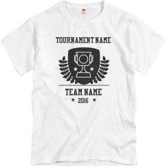 Custom Tournament Shirt