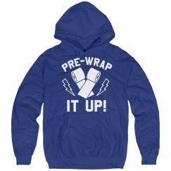 Soccer Girl Pre-Wrap It Up