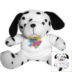 80's Retro Puppy Dog