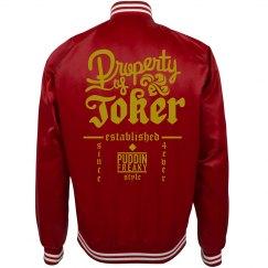 Property of Joker Harley Jacket