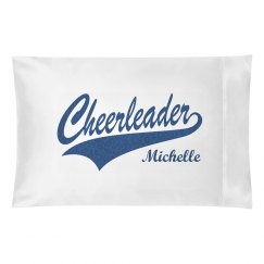 Wild Cheerleader Pillow