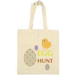 Egg Hunt Tote