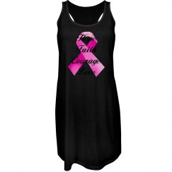 Pink Ribbon Faith Dress