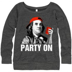 Ben Franklin Party On