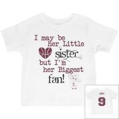 Little Sister Basketball