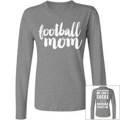 Football Mom Respect