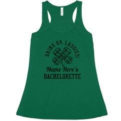 Custom St Patricks Bachelorette