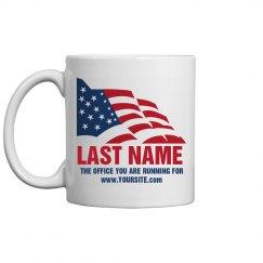 Election Template Mug