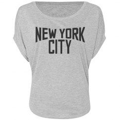 New York Flowy