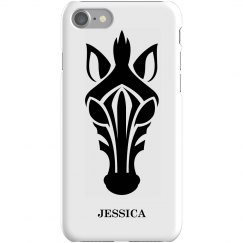 Zebra iPhone 5 Case