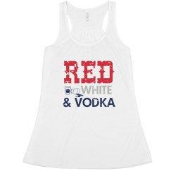 Red, White, Vodka