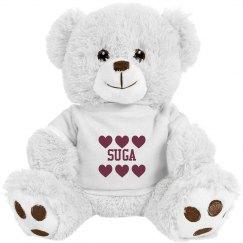 Suga the bear
