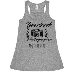 Yearbook Photographer