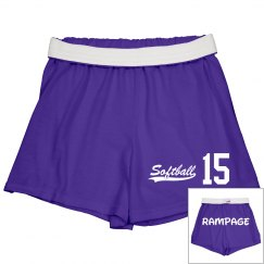 Rampage Soffe Shorts