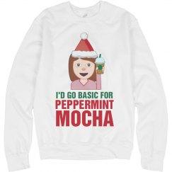 Basic Peppermint Mocha