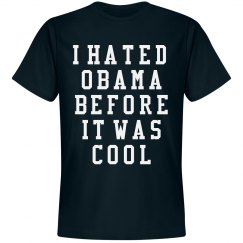 Cool To Be Anti-Obama