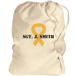 Sgt. Smith Military Bag