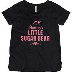 Mommy's little sugar bear