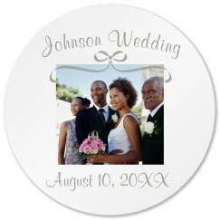 Wedding Coaster