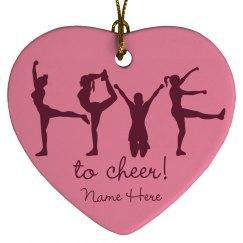 Love to Cheer Girls