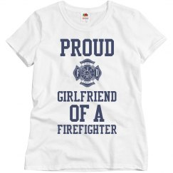 Firefighter's Girlfriend