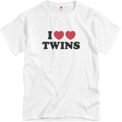 I Love Love Twins