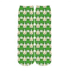 Love Ireland Clover, Socks