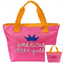 American Cheer Queen Tote