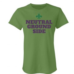 Mardi Gras Neutral Ground