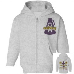 Childhood Cancer Hoodie