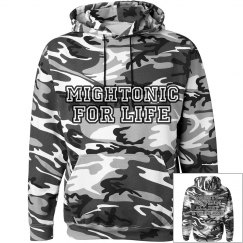 Mightonic Camou Hoodie