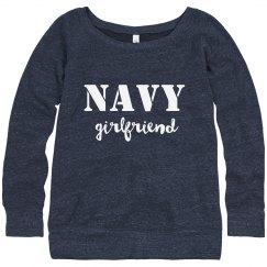Navy GF Camo Heart
