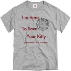 Save your kitty