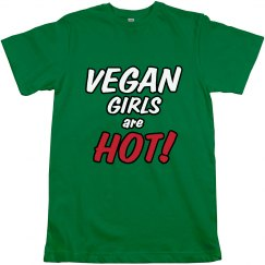 Vegan girls are HOT!