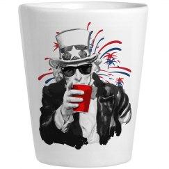 Uncle Sam Shot