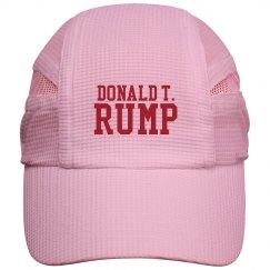 T Rump, Running Hat