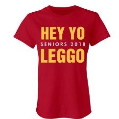 Hey Yo Leggo Seniors