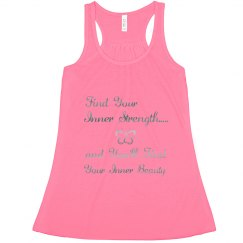 Find Your Inner Strength -tank top